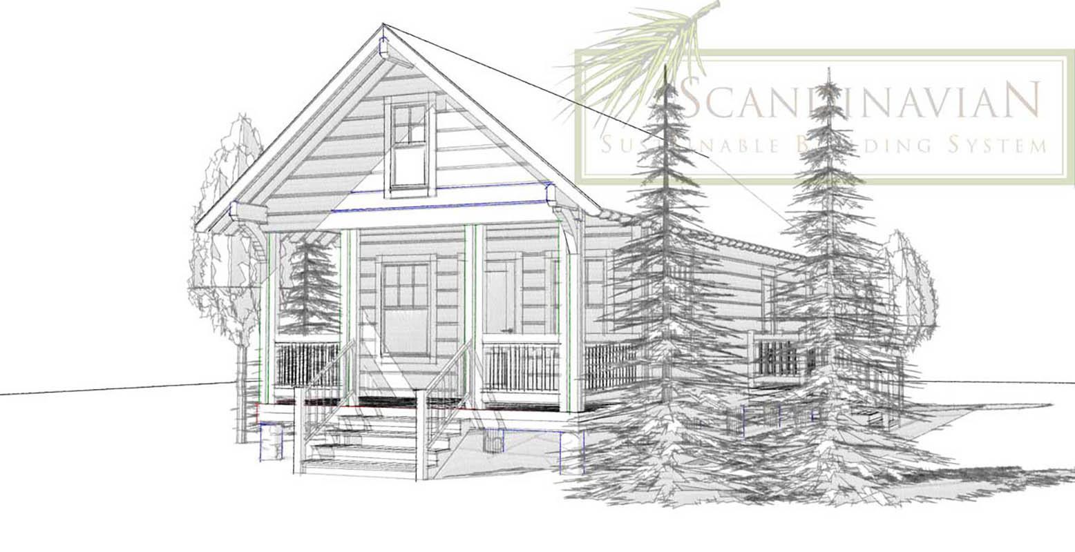Scandinavian Leisure Collection: Idaho Springs – Front Concept