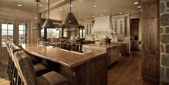 Wolf Creek Ranch – Kitchen 2